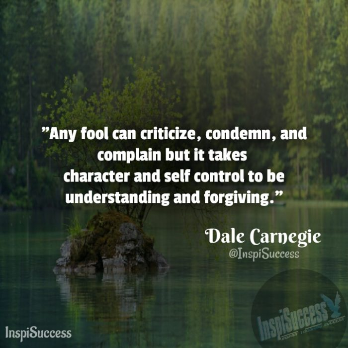 Dale Carnegie quote - InspiSuccess