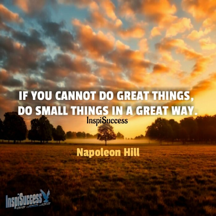 Napoleon Hill - InspiSuccess