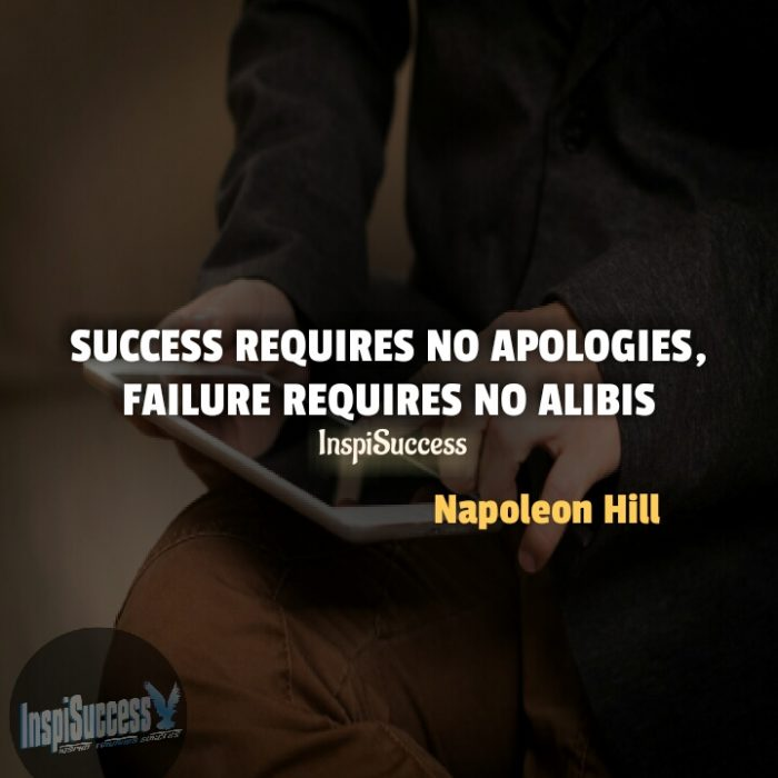 Napoleon Hill Quotes - InspiSuccess