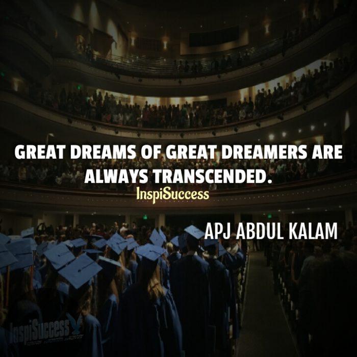 APJ Abdul Kalam Quotes - Inspisuccess