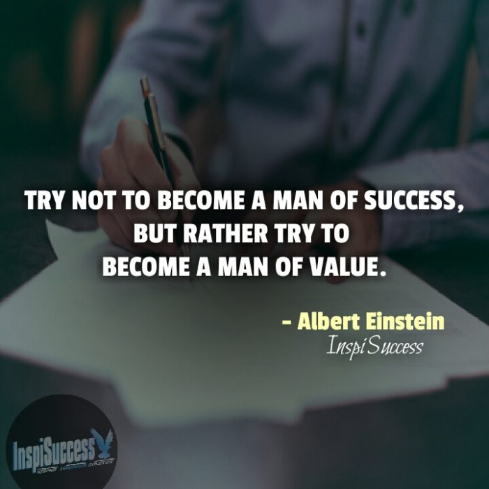 Albert Einstein Quotes - InspiSuccess
