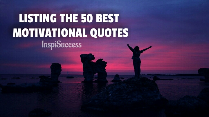 Listing Best Quotes - InspiSuccess